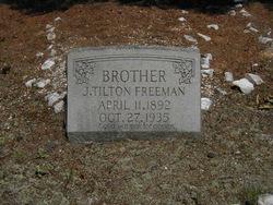 Julius Tilton Freeman