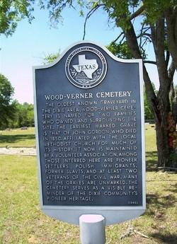 Wood-Verner Cemetery