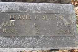 Travis Kendall Allen