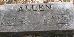 William H Allen