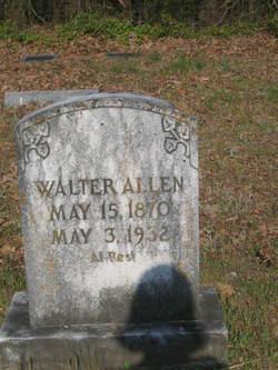 J Walter Allen