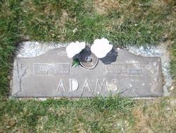 Lillian Fern <i>Nelson</i> Adams