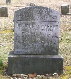 Eliza A Warren