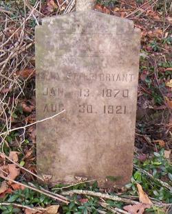Mary Etter <i>Cravens</i> Bryant