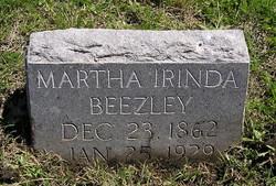 Martha Irinda Mattie <i>Large</i> Beezley
