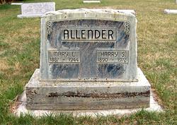 Mary Ellen <i>Doyle</i> Allender