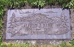 Alfred J Barr