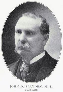 Dr John Dan Slayden