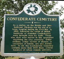 Okolona Confederate Cemetery