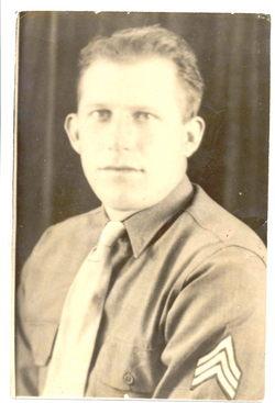 Sgt Arby Earl Boone