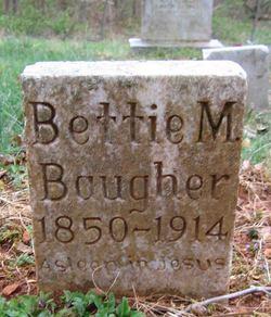 Bettie Mildred <i>Duff</i> Baugher