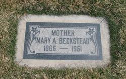 Mary Ann <i>Beckstead</i> Beckstead