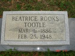 Beatrice <i>Rooks</i> Tootle