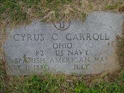 Cyrus Clement Carroll