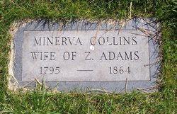 Minerva <i>Collins</i> Adams