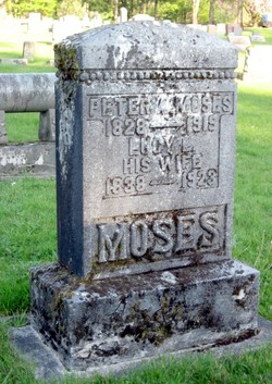 Rev Peter A Moses