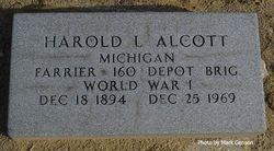 Harold Lavere Alcott