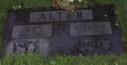 Lewis C Alter