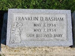 Franklin D. Basham