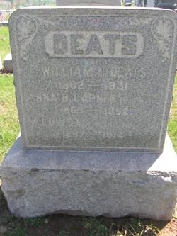 M. Louisa Deats