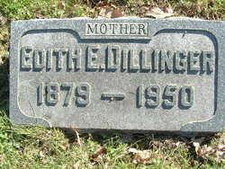 Edith Ellen Dillinger