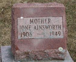Ione <i>Mayo</i> Ainsworth