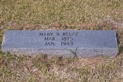 Mary Ann Polly <i>Bowman</i> Reese