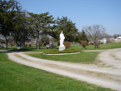 Memorial Lawn in Fairfield