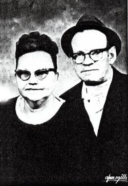 Rhoda Gladys <i>Johnson</i> Canamore