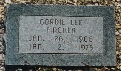 Gordie Lee Fincher