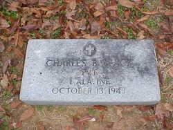 Pvt Charles B. Black