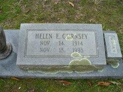 Helen E Gurnsey