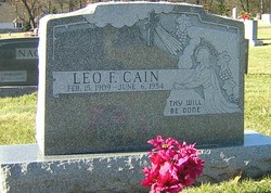 Leo Francis Cain