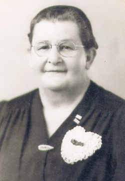 Cora Mae <i>Wilkins</i> Haggard