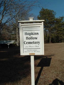 Hopkins Hollow Cemetery