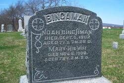 Noah Bingaman