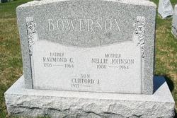 Nellie Viola <i>Johnson</i> Bowersox
