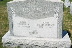 Raymond G Bowersox