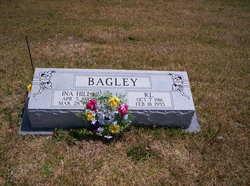 Ina Jeanetta <i>Hill</i> Bagley