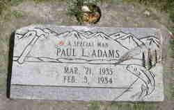 Paul Lee Adams