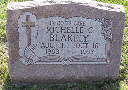 Michelle Colleen <i>Cady</i> Blakely