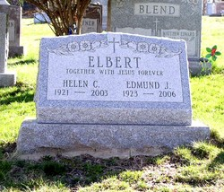 Helen Catherine <i>Connor</i> Elbert