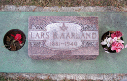 Lars Bertin Nils Aarland