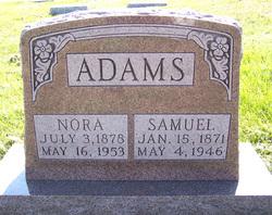 Nora <i>Craven</i> Adams