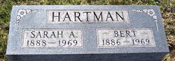 Sarah Ann <i>Hankins</i> Hartman