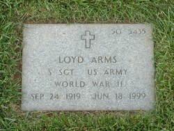 Sgt Loyd Arms