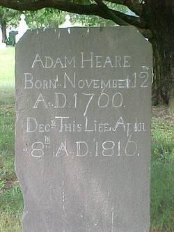Adam Heare