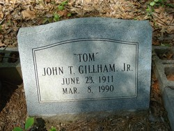John 'Tom' T. Gillham, Jr