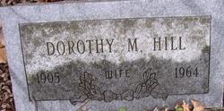 Dorothy Maude Hill