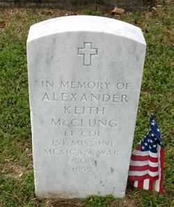 Alexander Keith McClung